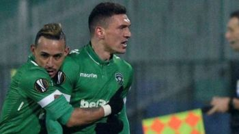 VIDEO | Masinaria de gol Keseru e de neoprit! A reusit un hattrick de senzatie pentru Ludogorets
