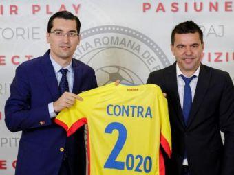 A pierdut alaturi de Lupescu, e chemat sa semneze cu echipa Burleanu! Pe cine vrea Contra in locul lui Mutu la nationala