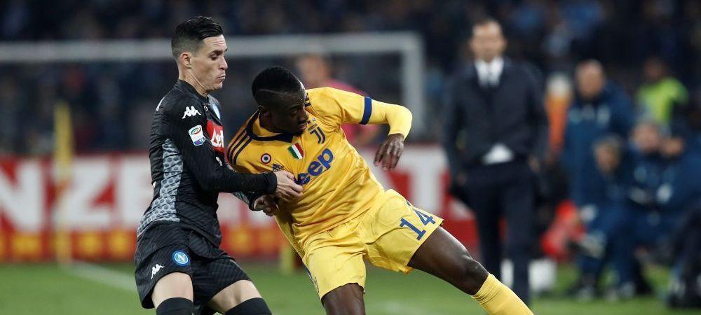 Rezultat soc si campionatul se reaprinde! Juventus s-a incurcat cu o echipa care se bate in subsolul clasamentului, iar Napoli profita. Duminica e marele derby