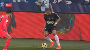 """I-a incheiat cariera cu driblingul asta!"" Mbappe a reusit un dribling FABULOS facut celebru de Neymar! VIDEO"