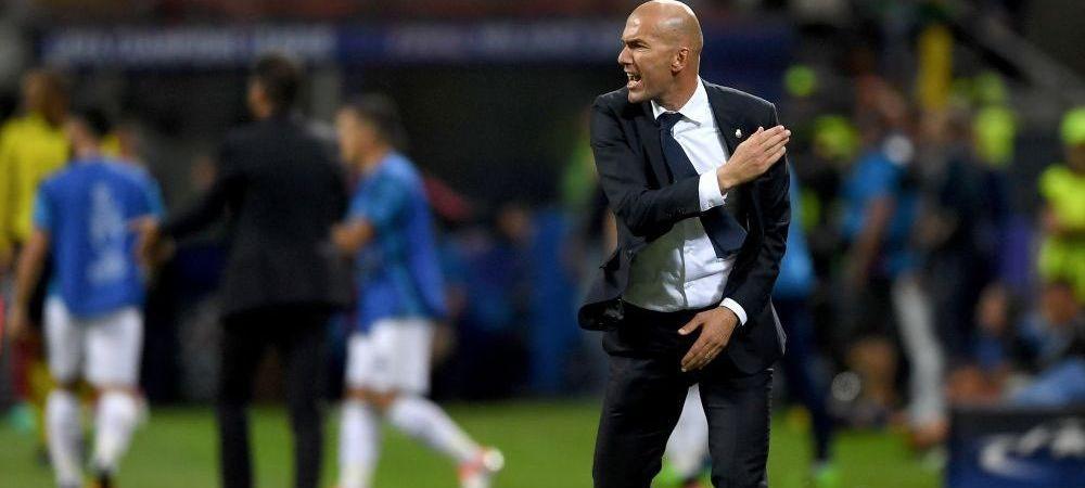 Statistica NEAGRA pentru Zidane la Real Madrid! De aproape 20 de ani nu s-a mai intamplat asa ceva