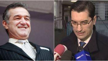 """""""Ba, sunteti nebuni?! Spuneti ca voi ati salvat fotbalul romanesc"""". Becali a tinut cu Lupescu, dar ii atribuie si lui Burleanu un mare merit! """"Mi-a salvat doua milioane de euro&quot"""