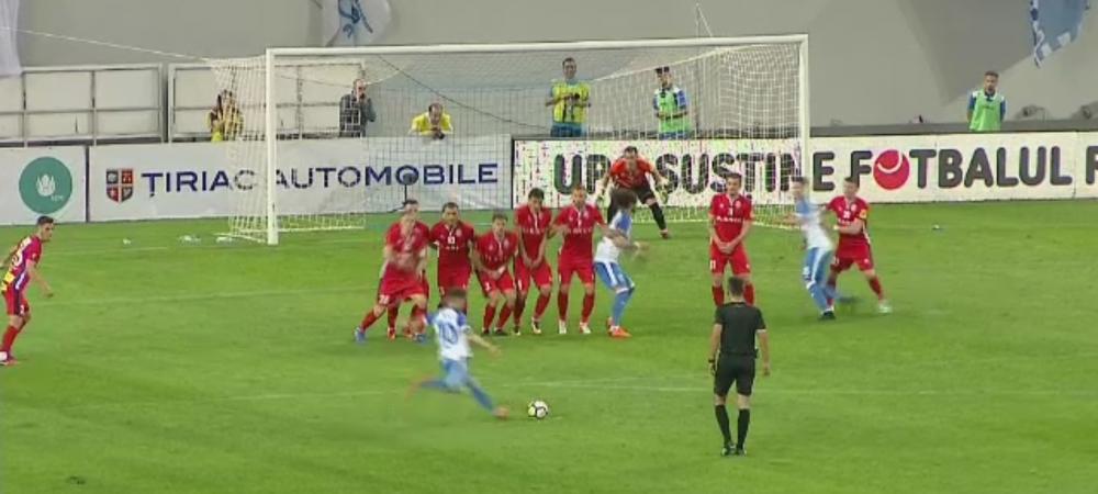 Craiova 5-1 Botosani in Cupa Romaniei! PRAZbunarea lui Baluta! A marcat de 3 ori. BIJUTERIE din lovitura libera pentru atacantul BIJUTERIE al Craiovei