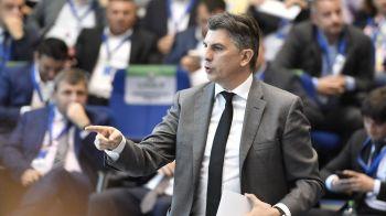 """""""Unii dintre noi vom ramane toata viata niste mici fripturisti!"""" Declaratia lui Ionut Lupescu la o zi dupa esecul de la Alegerile FRF"""