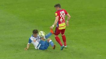 PASA DE GOL A ANULUI in Romania! Cum i-a trimis Gustavo lui Baluta la golul Craiovei. VIDEO