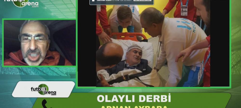 INCIDENTE SOCANTE in Turcia! Bataie GENERALA: Fenerbahce - Besiktas a fost ABANDONAT! I-au SPART CAPUL antrenorului si a fost cusut pe viu. Gunes a ajuns la spital de urgenta