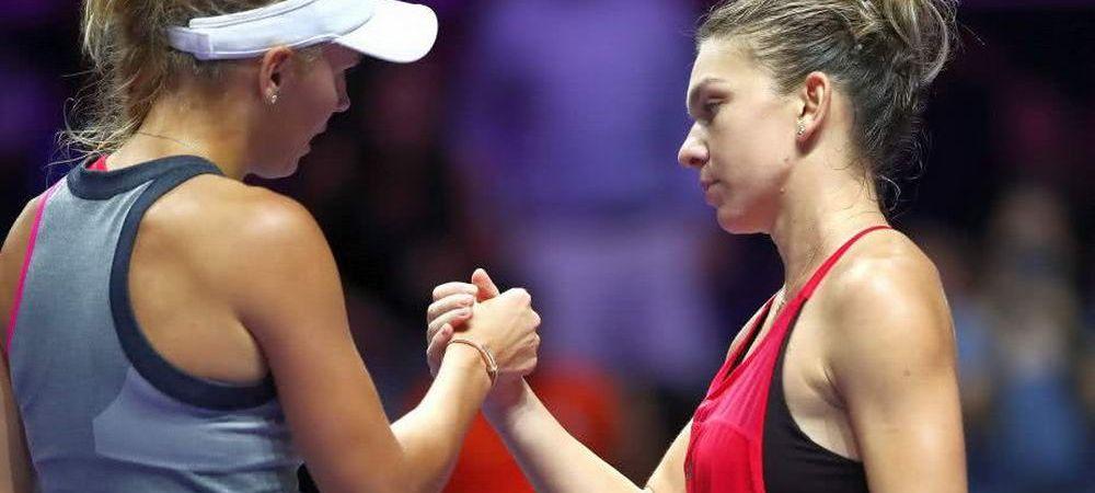 """Wozniacki nu mai suporta sa fie comparata cu Simona Halep si a iesit la atac: """"Sa nu uite asta, e mai important"""""""