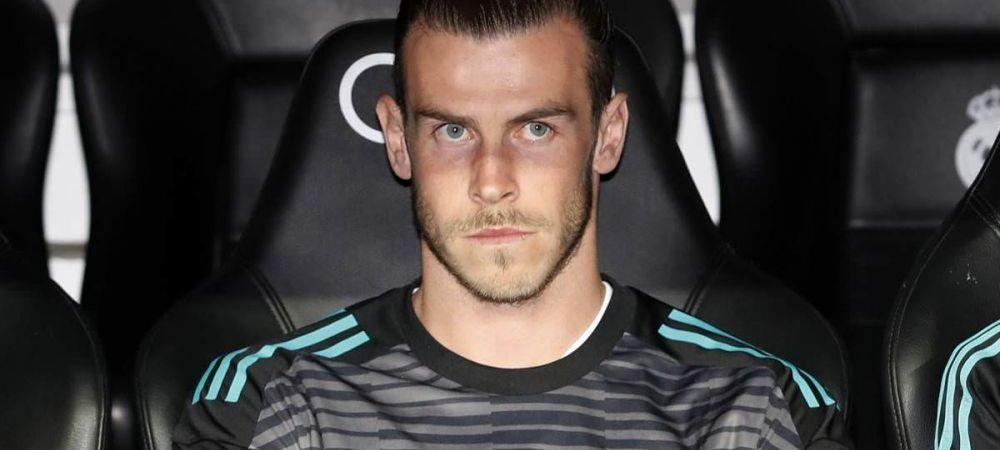 Gestul prin care si-a semnat SENTINTA pe Bernabeu! Ce a facut Bale la pauza meciului cu Juventus! Zidane l-a scos imediat de pe teren