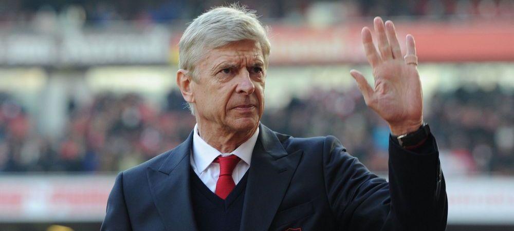 "Se incheie o era! Wenger si-a anuntat RETRAGEREA de la Arsenal dupa 22 de ani: ""A venit momentul"""