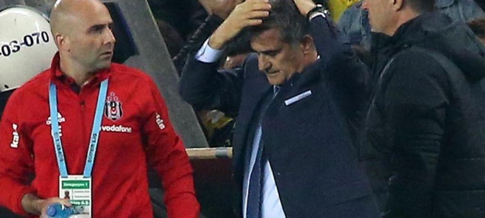 Antrenorul lui Besiktas, EXTERNAT dupa rana suferita la derby-ul cu Fener! Erdogan se implica in scandal! Anuntul turcilor