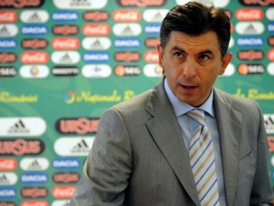 """Am vazut cu totii asta! Lupescu a venit ca un invins si asa a plecat"". Un antrenor explica de ce a pierdut fostul international alegerile in fata lui Burleanu"