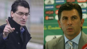 Lupescu nu l-a batut pe Burleanu nici macar in Liga I! Surpriza totala: s-a aflat cum s-au repartizat voturile la alegeri
