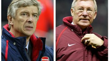Cum a reactionat Sir Alex Ferguson cand a aflat ca Wenger se retrage si el! Mesajul superb al legendei lui United