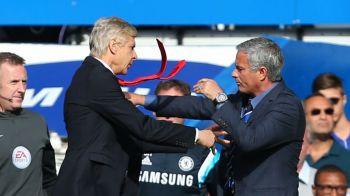Reactia de clasa a lui Mourinho dupa anuntul facut de Wenger in aceasta dimineata! Jose a uitat de razboiul pe care l-a purtat cu francezul