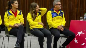 Sedinta de urgenta in echipa de Fed Cup, dupa declaratiile de azi! Sorana e suparata ca nu joaca, Segarceanu explica de ce a lasat-o rezerva