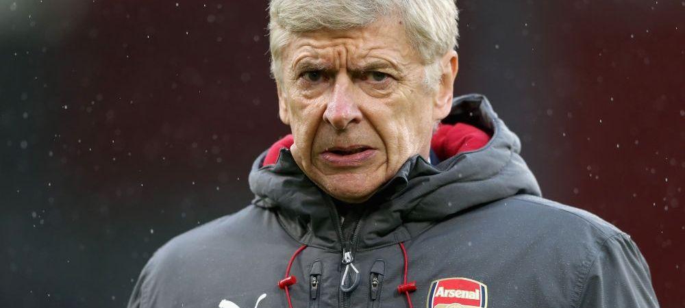 "Bomba: ""Wenger a fost dat afara si va incasa o avere"". Englezii au aflat cati bani primeste Wenger ca sa ""se retraga"""