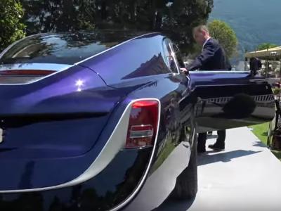 Asta e cea mai scumpa masina care a fost construita vreodata! Clientul a cerut ca limuzina sa imite luxul unui yacht. Cat costa