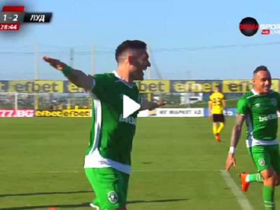 VIDEO: Keseru, golul 200 in cariera! Romanul e cel mai bun marcator din campionatul Bulgariei