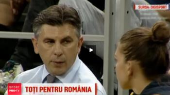 Lupescu a mers la tenis dupa ce a pierdut alegerile la fotbal: le-a tinut galerie fetelor in Fed Cup