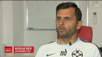 """Dinamo, invinsa cu 4-0 de Steaua la juniori U15: """"In scurt timp ajungem la nivelul academiei lui Hagi!"""""""