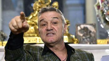 "Gigi Becali nu intelege ce a jucat Steaua: ""Parca am fost BLAT! Daca se uita cineva din afara zicea ca E BLAT PE FATA!"" Jucatorii lui Hagi care l-au impresionat: ""Cu CFR n-au fost in forma!"""
