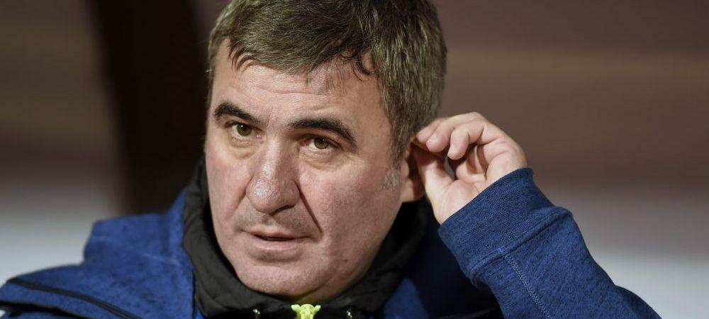 """Hagi, pe lista unei echipe care se bate pentru UCL: """"E interesant, inca nu stiu!"""" Anuntul facut imediat dupa meciul cu Steaua: se lupta cu un alt roman pentru post"""