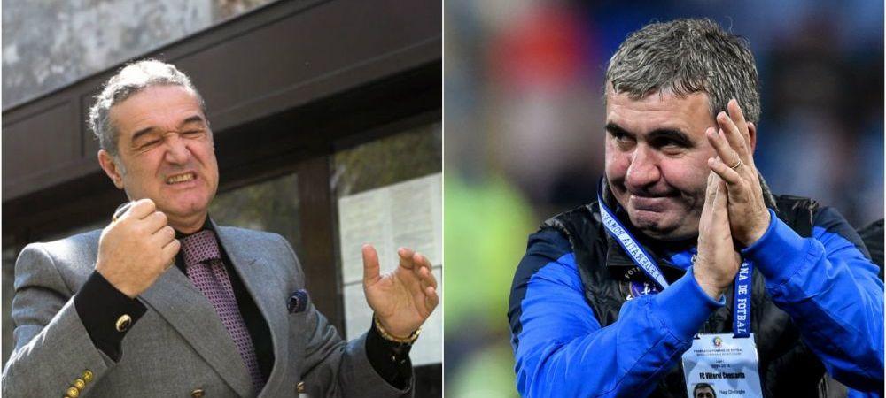"""Hagi l-a sunat pe Gigi Becali dupa meci: """"Nu mi-ai luat nici mana, nici capul! Mi-ai luat un deget"""". Promisiunea facuta de """"Rege"""""""