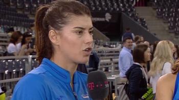 Sorana Cirstea a vorbit imediat dupa meciul de dublu de la FedCup si a spus exact care e situatia in echipa Romaniei