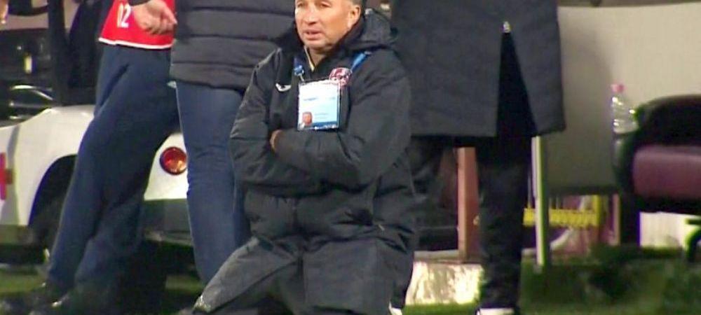 """""""GATA, MA RETRAG! Nu sunt respectat! In Romania, lucrurile sunt facute"""". Petrescu, IN FLACARI la Iasi, dupa 1-1 cu un penalty discutabil"""
