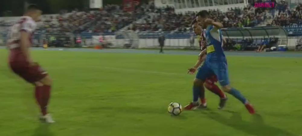 "Craciunescu ii da dreptate lui Dan Petrescu: ""Nu a fost penalty!"""