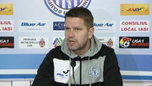 "Cum i-a raspuns Stoican lui Petrescu, dupa ce antrenorul CFR-ului a acuzat ca ""Iasi si Astra si-au dat viata pe teren cu CFR"""