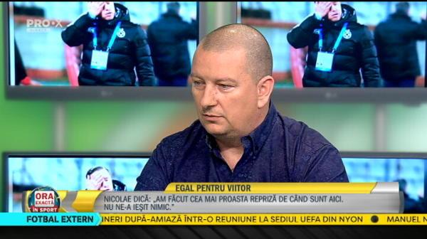 """""""A fost o lupta intre Burleanu si Mircea Lucescu! Ceilalti au fost victime colaterale!"""" Adevaratul motiv pentru care Lupescu a pierdut cu un SCOR ZDROBITOR"""
