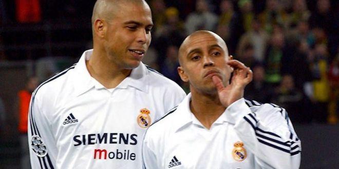 Am dormit mai des cu el decat cu sotia mea!  Povesti fabuloase cu Ronaldo si starurile Braziliei