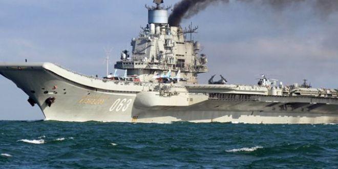 bdquo;Admiral Kuznetov , bdquo;nava rusinii  pemtru Marina rusa. Ce a patit portavionul