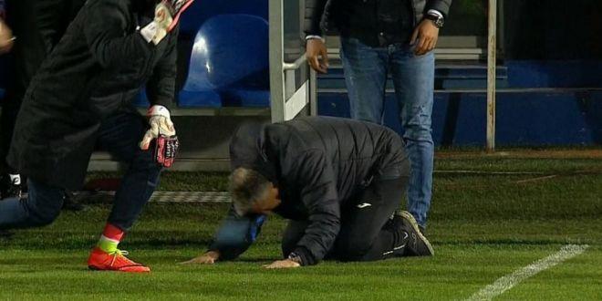 Anunt BOMBA inainte de meciul decisiv:  Petrescu poate pleca de la CFR Cluj in cazul unei infrangeri cu FCSB!  Lista celor 4 posibili inlocuitori