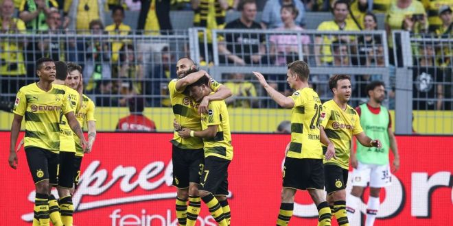 Avem cativa invitati din Romania!  Anuntul facut de Borussia Dortmund inaintea meciului cu Bayer Leverkusen! Ce imagine a aparut pe contul oficial