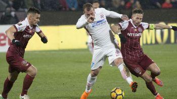"""Anunt URIAS facut de CFR Cluj inaintea derby-ului cu Steaua: """"Suntem DE ACORD cu arbitri straini!"""" Conditia pusa de CFR"""