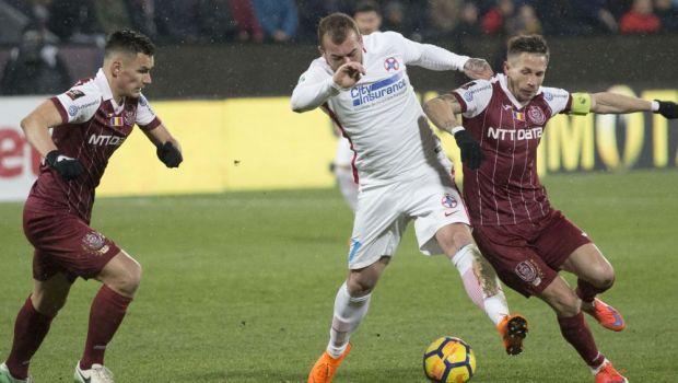 Anunt URIAS facut de CFR Cluj inaintea derby-ului cu Steaua:  Suntem DE ACORD cu arbitri straini!  Conditia pusa de CFR