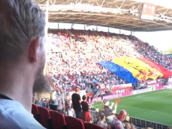"""""""Sunt mai fericit acum decat atunci cand jucam fotbal"""" Reportaj emotionant cu Mihai Nesu in Olanda. Cum a fost primit la Utrecht"""