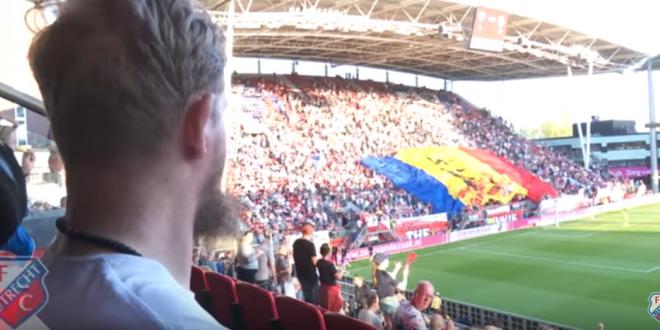 Sunt mai fericit acum decat atunci cand jucam fotbal  Reportaj emotionant cu Mihai Nesu in Olanda. Cum a fost primit la Utrecht