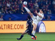 Zlatan SFIDEAZA logica la 36 de ani! Ce a putut sa faca Ibrahimovic in ultimul meci al lui LA Galaxy! VIDEO