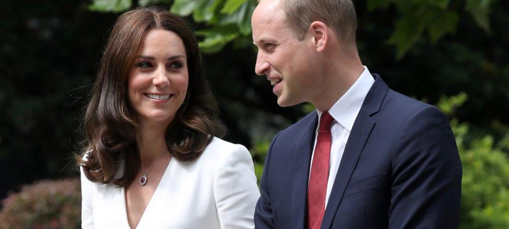 GENIAL! Cea mai tare reactie dupa nasterea celui de-al treilea copil al Printului William! Ce mesaj a postat un club din Premier League