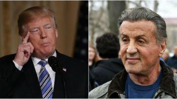 """M-a sunat Stallone, cred ca urmeaza sa fac asta"". Donald Trump intentioneaza sa gratieze post-mortem o legenda a sportului. Ce poveste are"