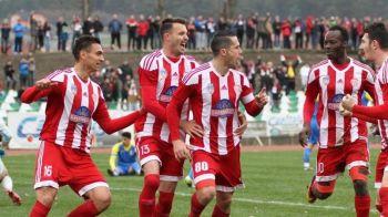Meci nebun in play-out: FC Botosani 2-2 Sepsi! Gazdele au ramas in 10 si au egalat la ultima faza