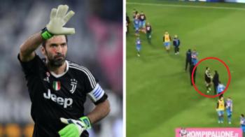 """Din alta lume! Gestul senzational facut de Gigi Buffon dupa ce Juventus a pierdut acasa cu Napoli: """"Asta inseamna clasa"""""""