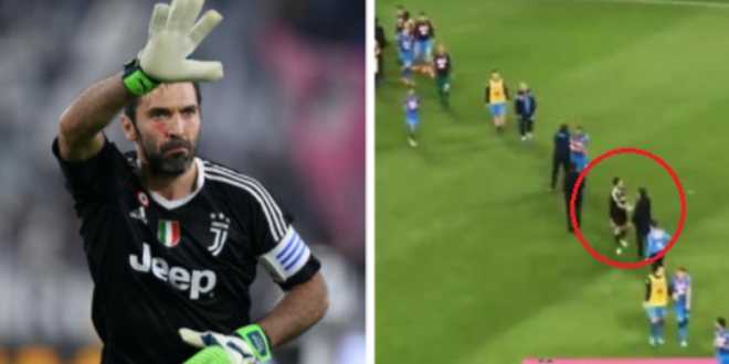 Din alta lume! Gestul senzational facut de Gigi Buffon dupa ce Juventus a pierdut acasa cu Napoli:  Asta inseamna clasa