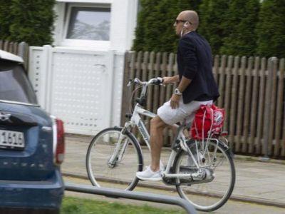 Poti sa scoti olandezul din Olanda, dar nu si Olanda din olandez :) Fotografie senzationala: la 34 de ani, Robben e model pentru orice fotbalist