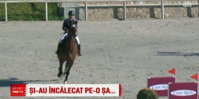 Dopajul exista si la echitatie! INCREDIBIL | Concurentii dau vina pe copiii care ar droga caii