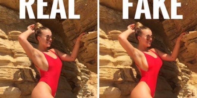 A decis sa spulbere mitul imaginilor impecabile in bikini. A avut curajul sa le arate tuturor adevarul