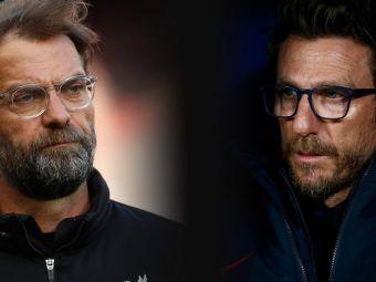 Liverpool - Roma, PROTV 21:45 | Cum se inspira Klopp de la marele Ferguson:  Ai marcat un gol? FA-O din nou! Nu asa facea el?